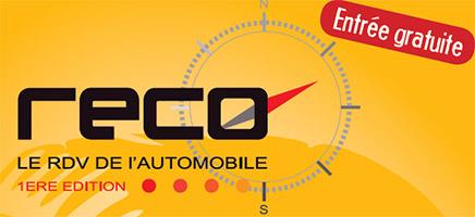 salon du SUV et du 4×4 RECO à la Ferté Gaucher 13 au 16 juin 2013