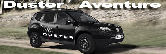 nouveau duster aventure vadez vous magazine 4x4 suv. Black Bedroom Furniture Sets. Home Design Ideas