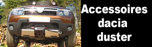 dacia duster quipements 4x4 chez equip 39 raid magazine 4x4 suv. Black Bedroom Furniture Sets. Home Design Ideas
