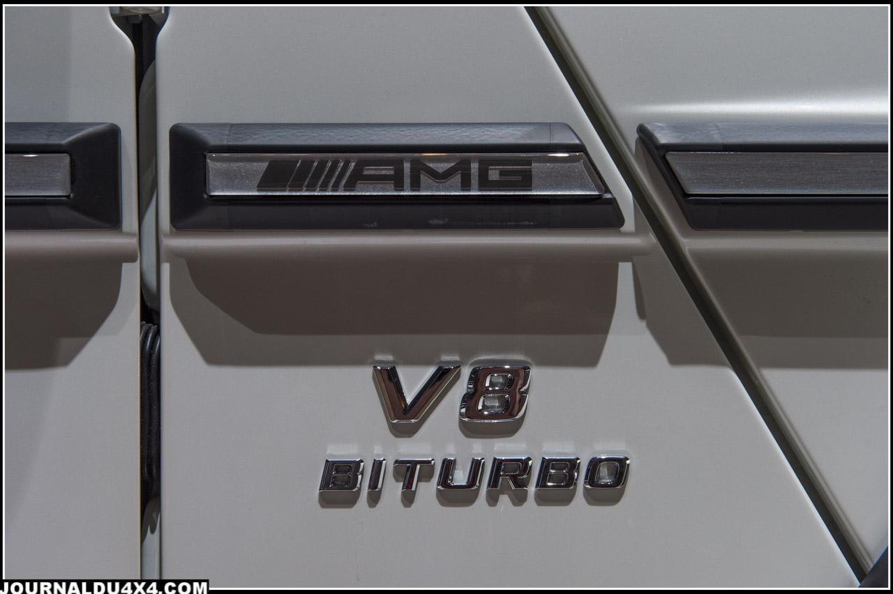 amg classe G bi turbo