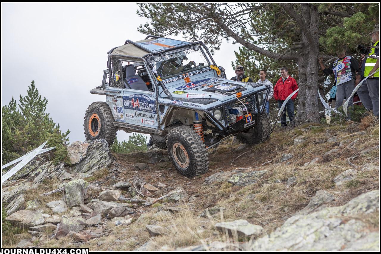 Vamos !  Xtrem Challenge Andorra 2012