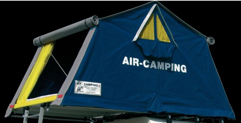 Tente air camping