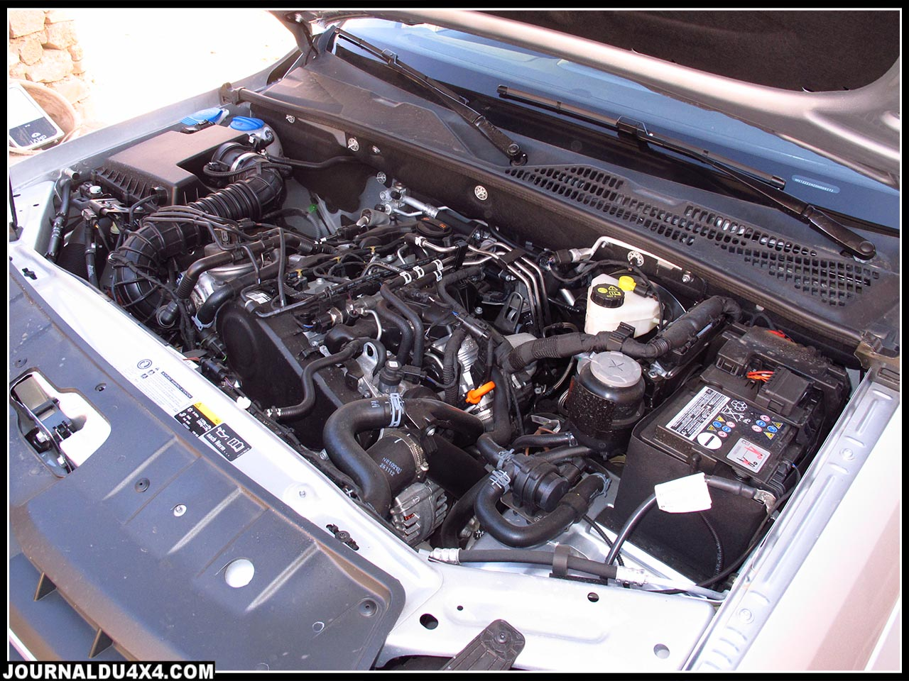 motorisation 180 ch. associée à une Boite Auto  disposant également d'un mode semi-séquentiel
