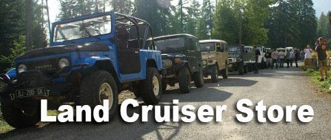 Land Cruiser Store