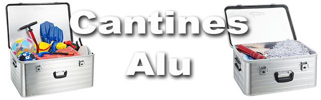 Cantines Alu chez Bulldog Préparation 4×4