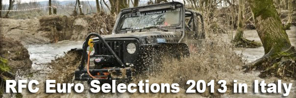 WHERE THE TOUGH GETS GOING… (RFC Euro Selections 2013 in Italy)