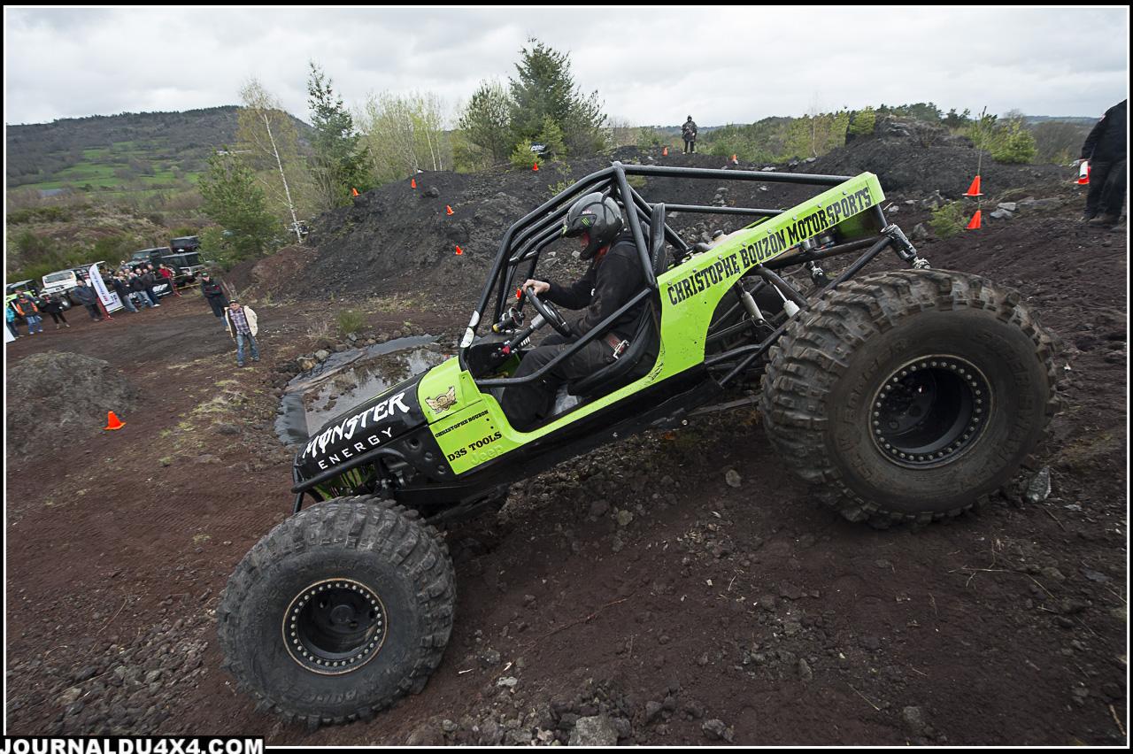 Le proto de Christophe Bouzon Motorsports déjà présenté sur www.journaldu4x4.com