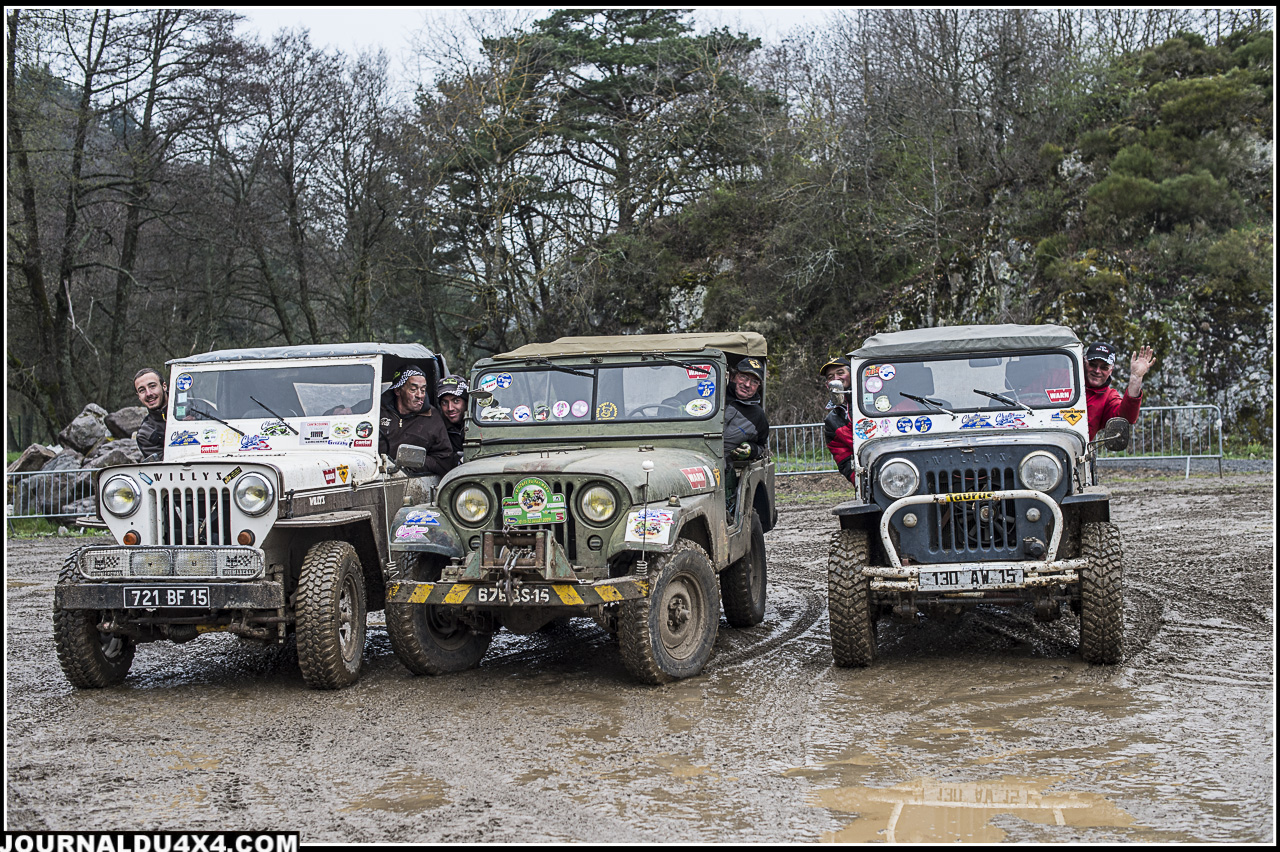 Un rasso Jeep ça se partage entre amis