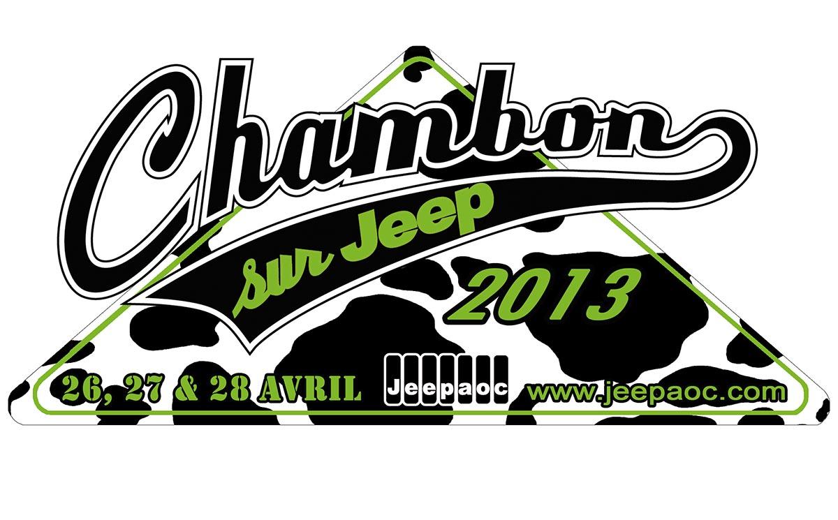 Chambon sur Jeep 26 au 28 avril organisé par JeepAOC