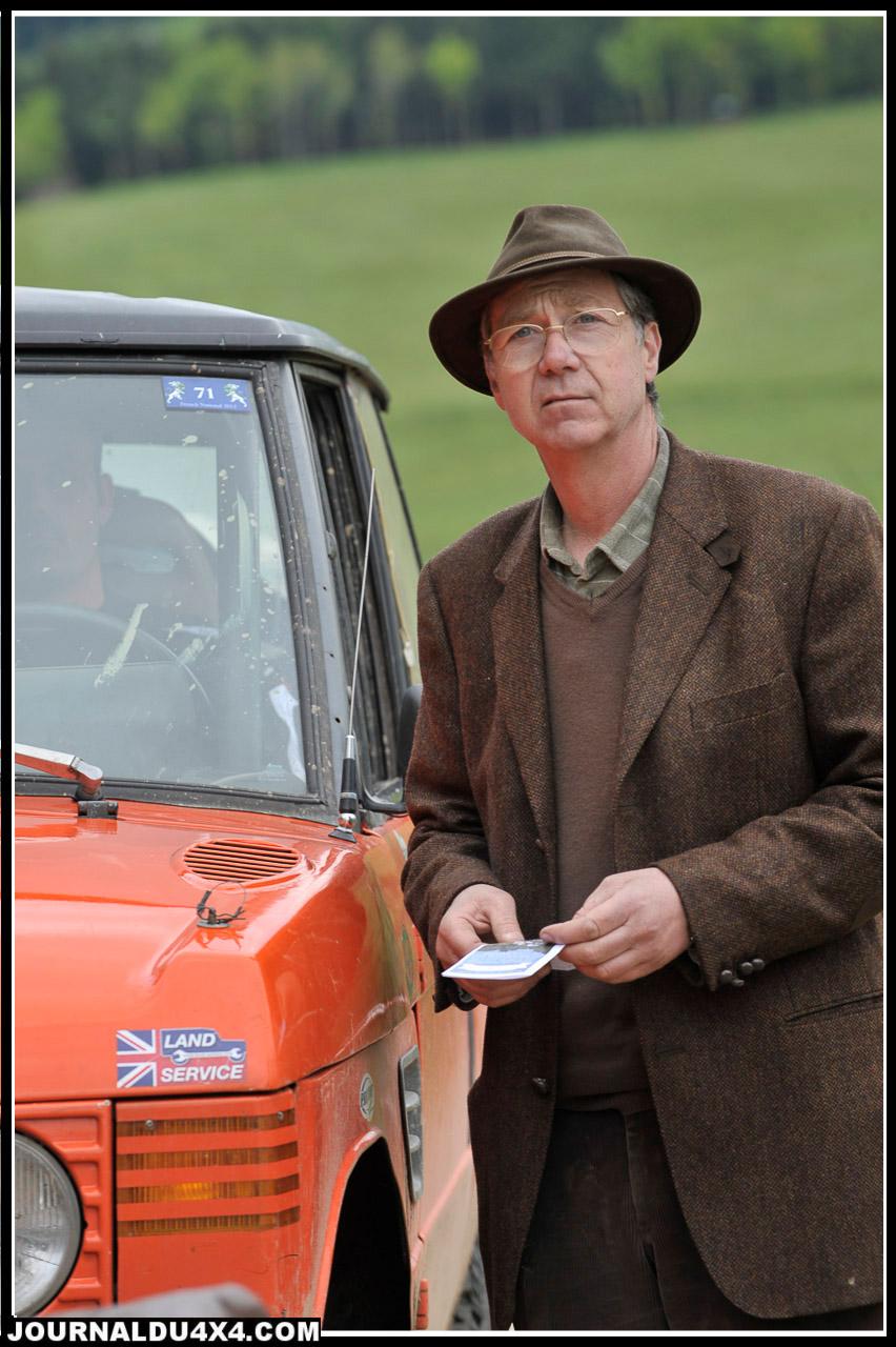 Philippe de Villefranche, le patron de Land Service