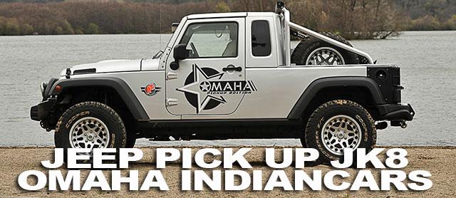 Jeep Wrangler JK 2,8 CRD Pick up Omaha