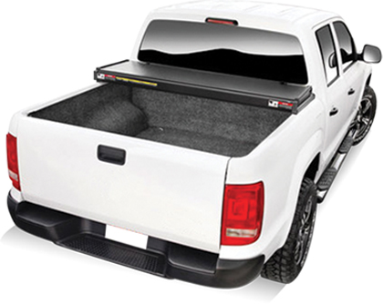 Tonneau cover repliable