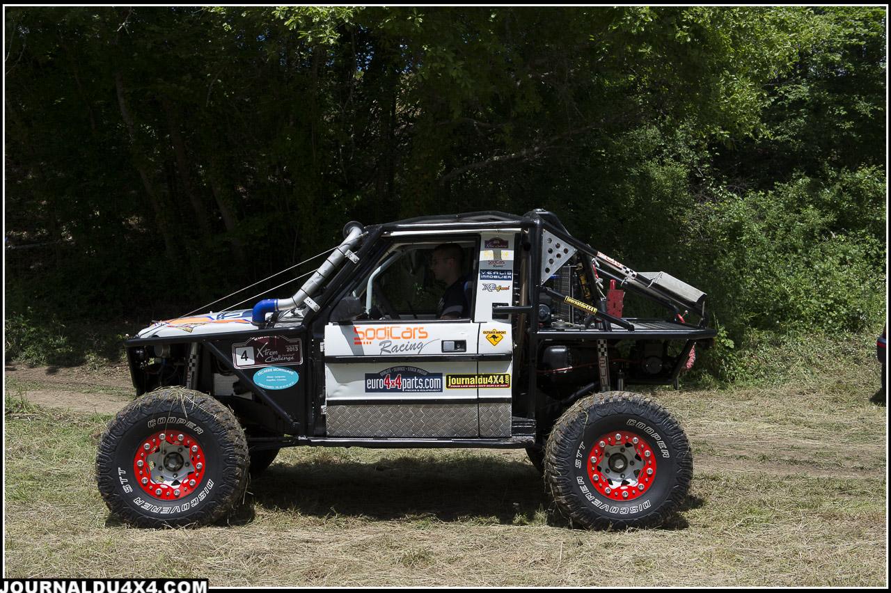 11 XTREM SUD OUEST Philippe Vierge et Mathieu Apché 572 pts Range Rover