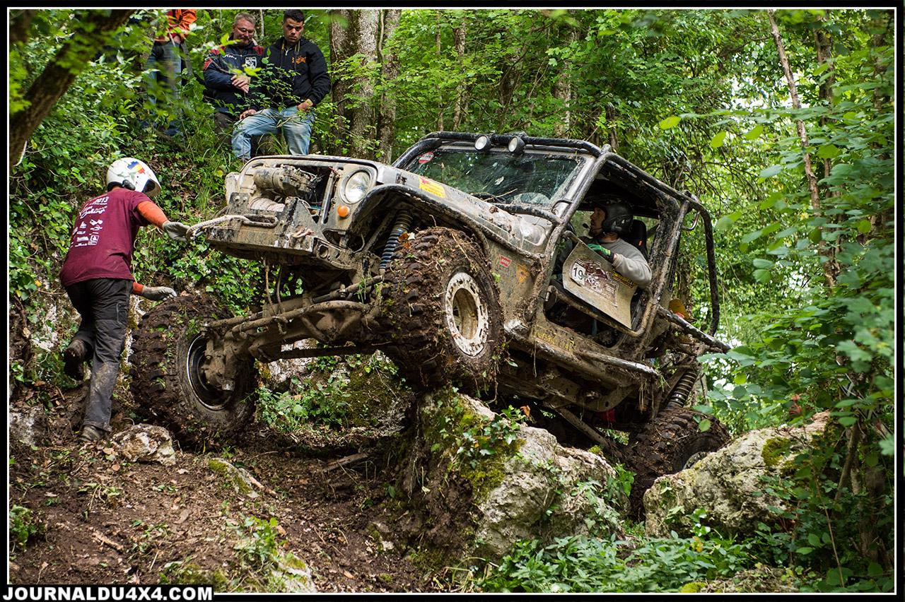 3 TRINXERAIRES Ramon Pujol et Albert Cabanes14181 proto Jeep
