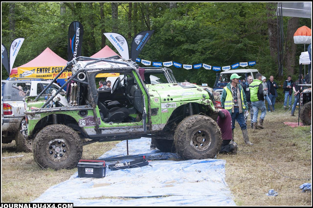 - 2 PLASMA 4x4 R Jorge et A Jorge 8624 pts Jeep
