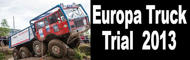Europa Truck Trial 2013