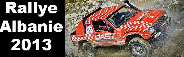 Rallye d'Albanie 2013