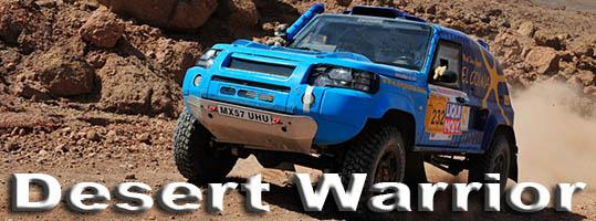 Desert Warrior 3.0 L TD  de Karim El Zanaty