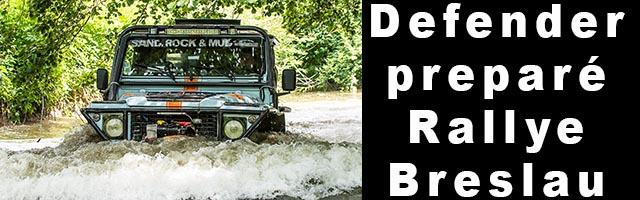 Defender Rallye Breslau