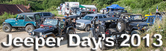 Jeeper Day's 2013