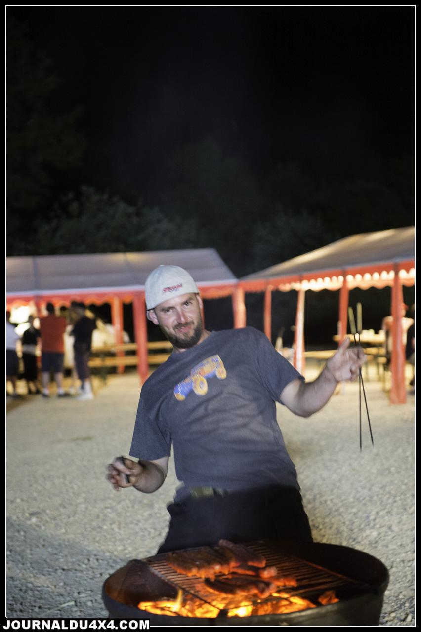 Barbecue Shake