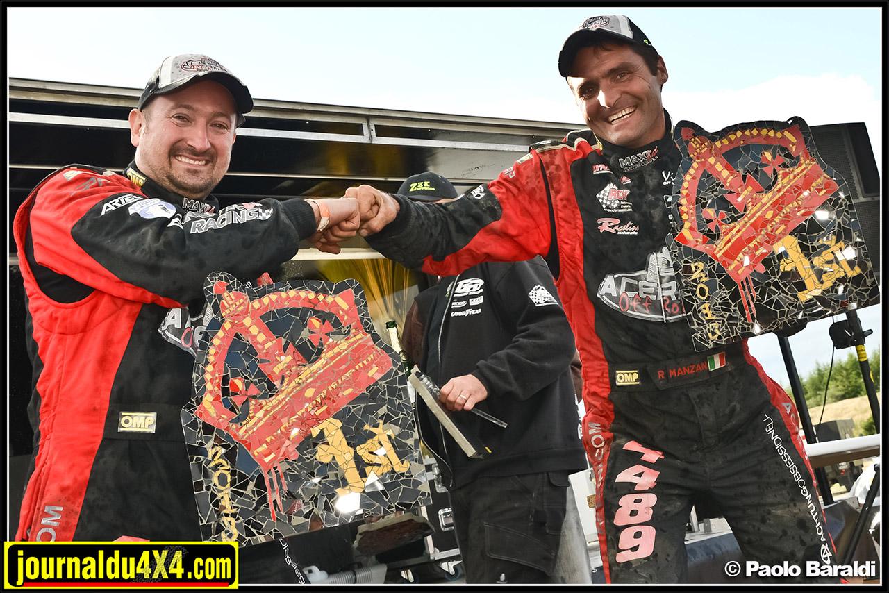 Acerni Racing le team vainqueur