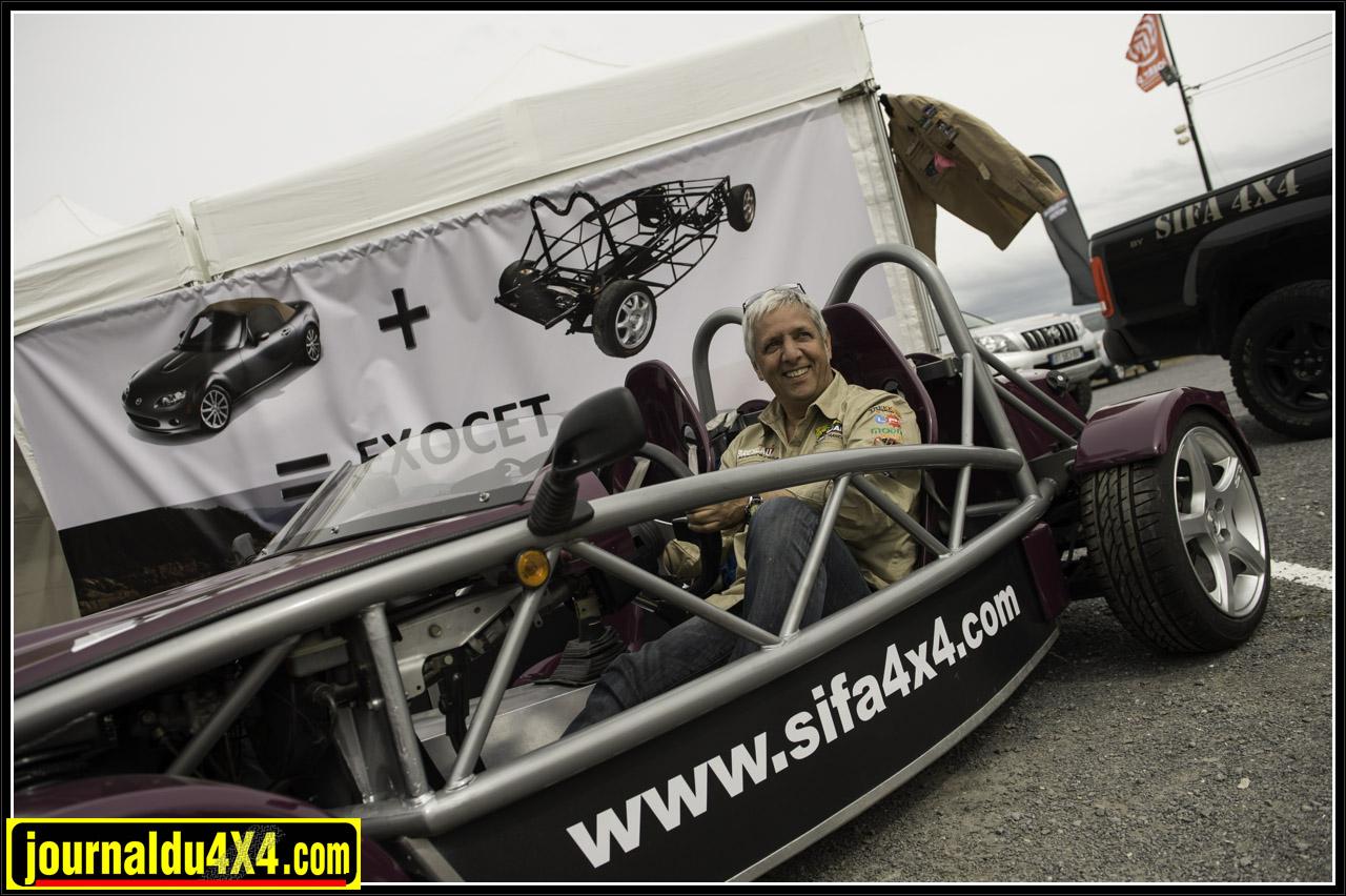 Georges Lansac SIFA 4x4