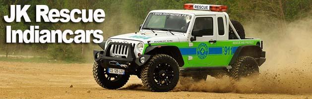 """Wrangler JK  2,8L  Rubicon  Pick up """"Omaha Rescue"""""""
