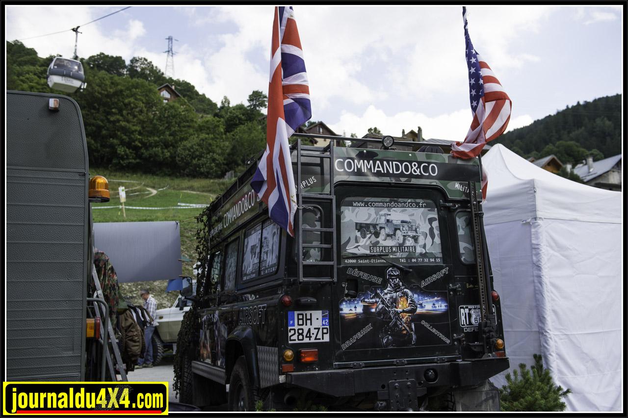 Commando stock américain et joli Def