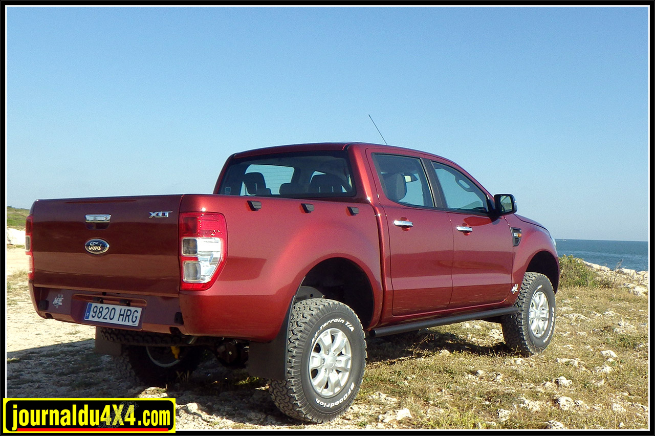 Ford Ranger Dream Team Car