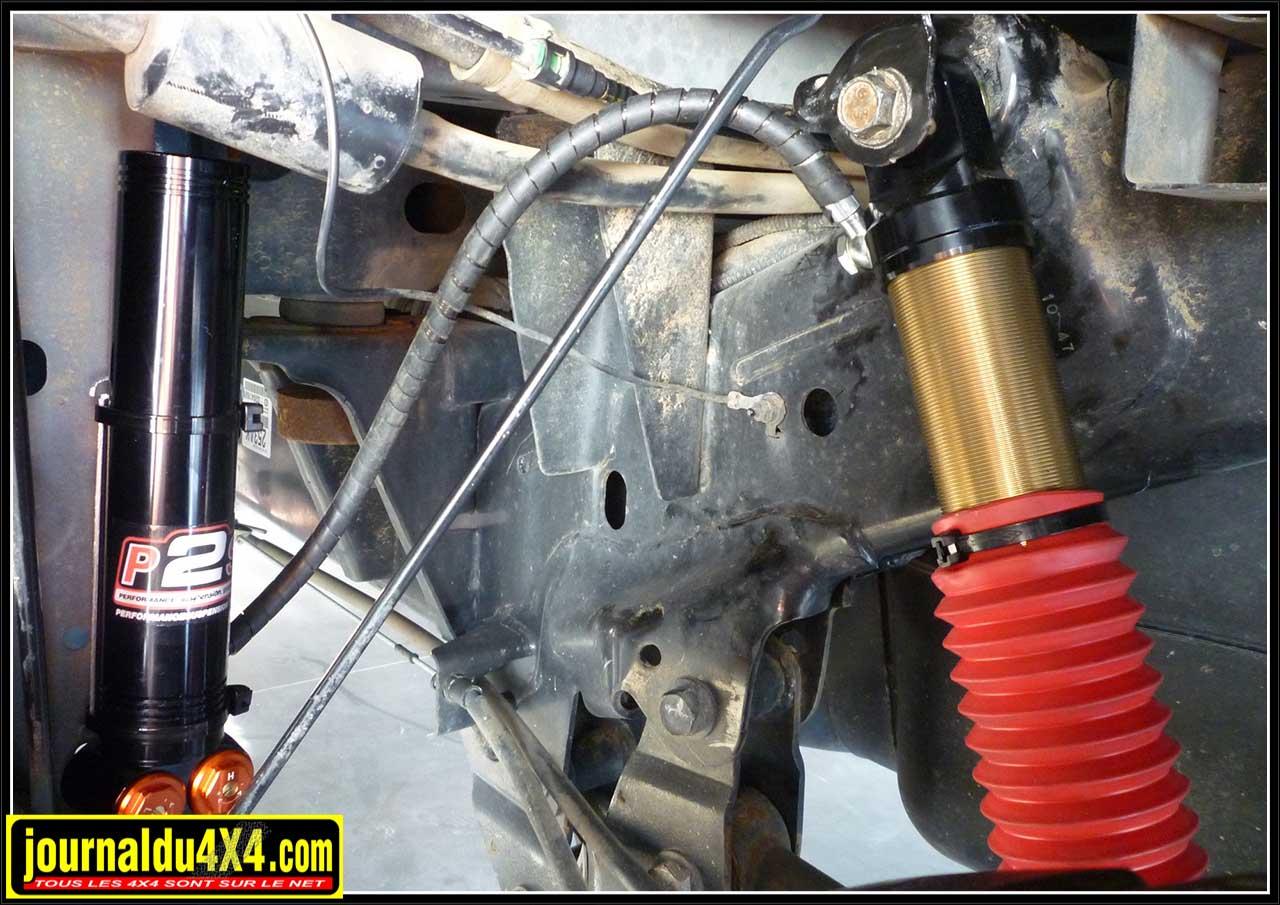 suspension P2S