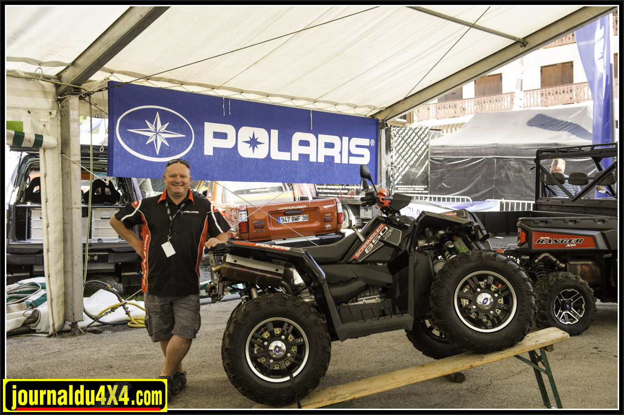 quads polaris