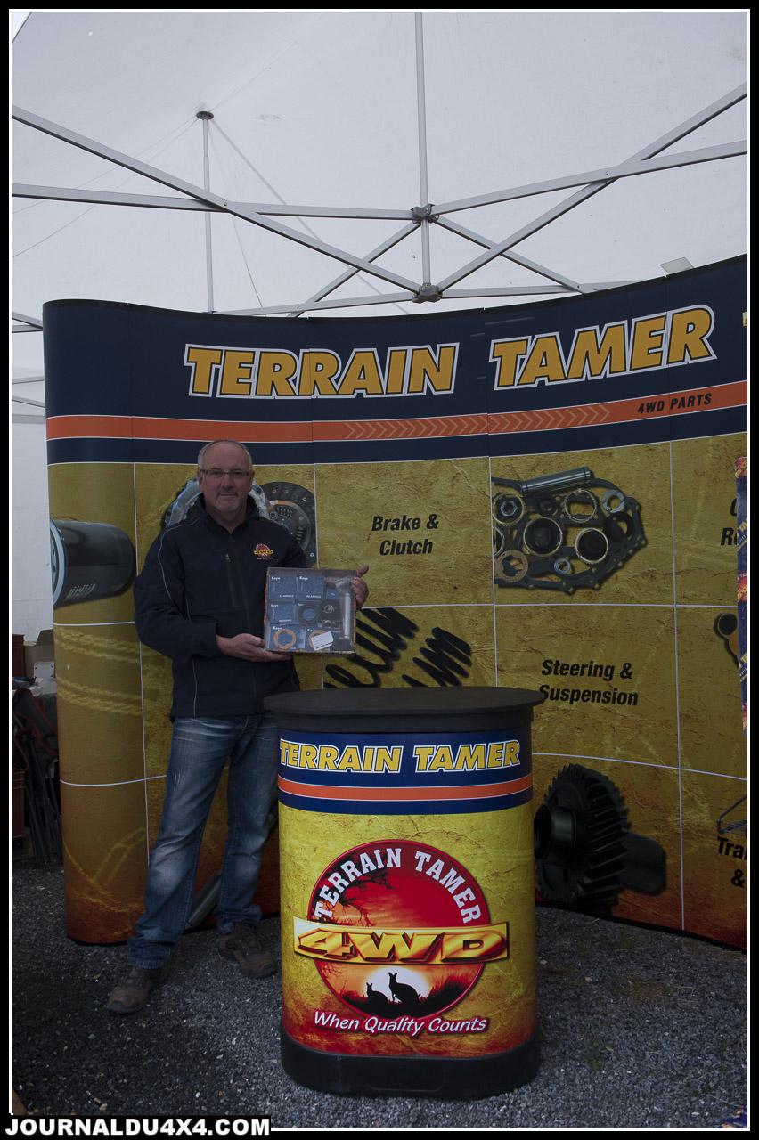 Terrain Tamer