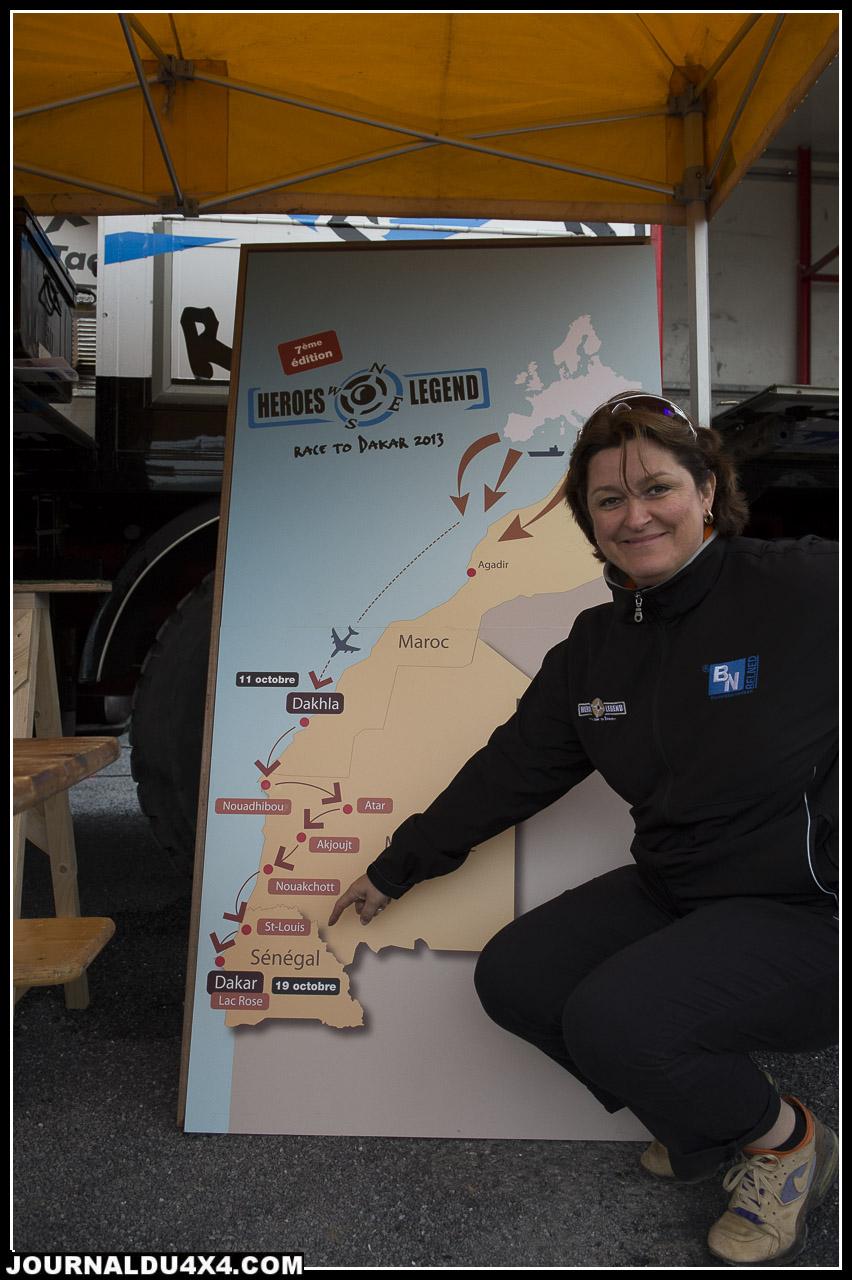 Rallye Heroes Legend