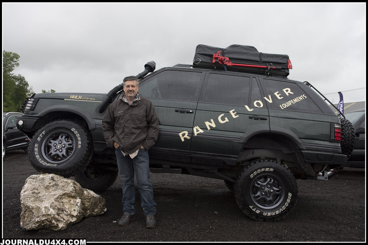 Range Lover spécialiste P38