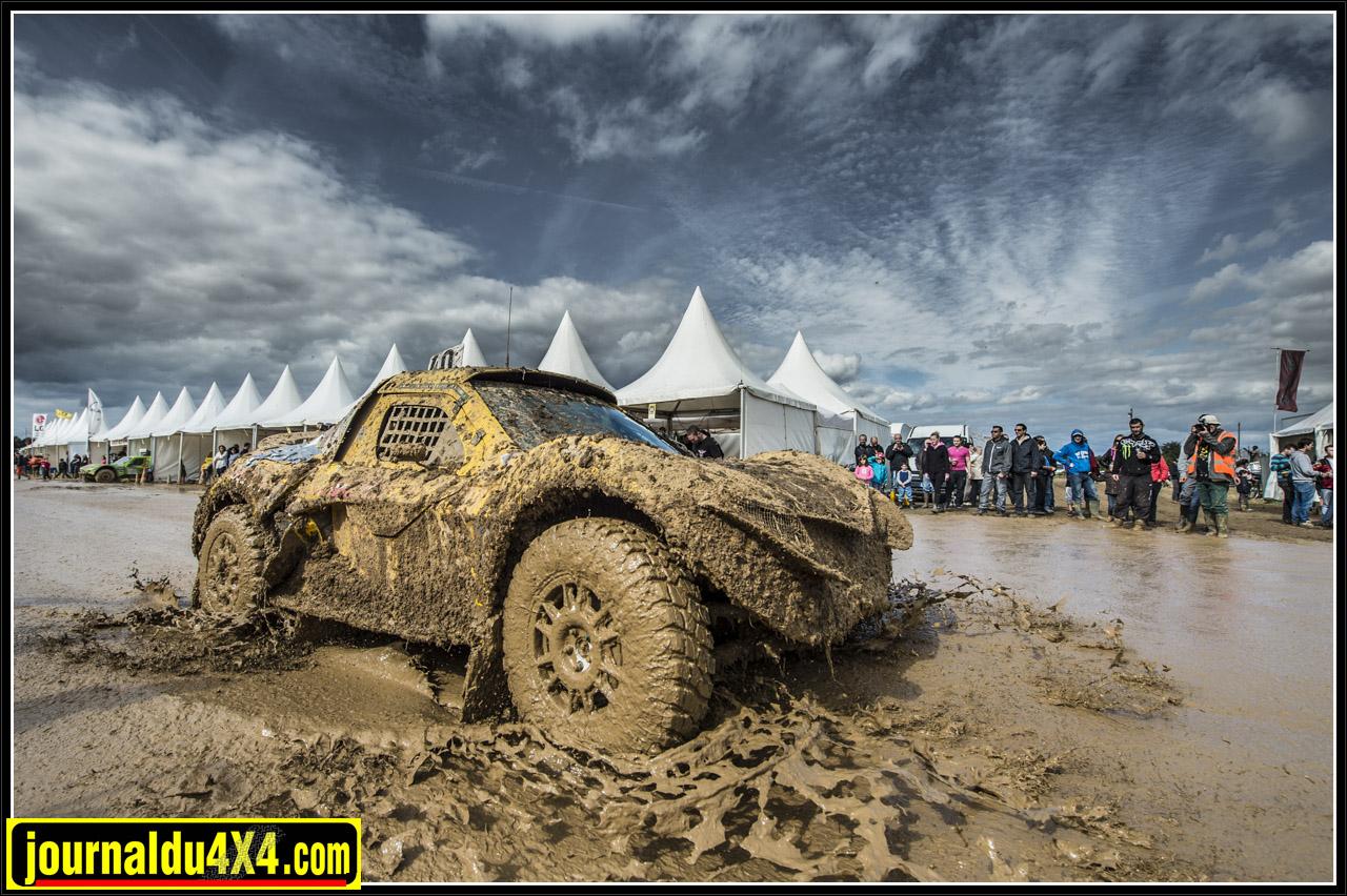 24 H TT 2013 : apocalypse mud