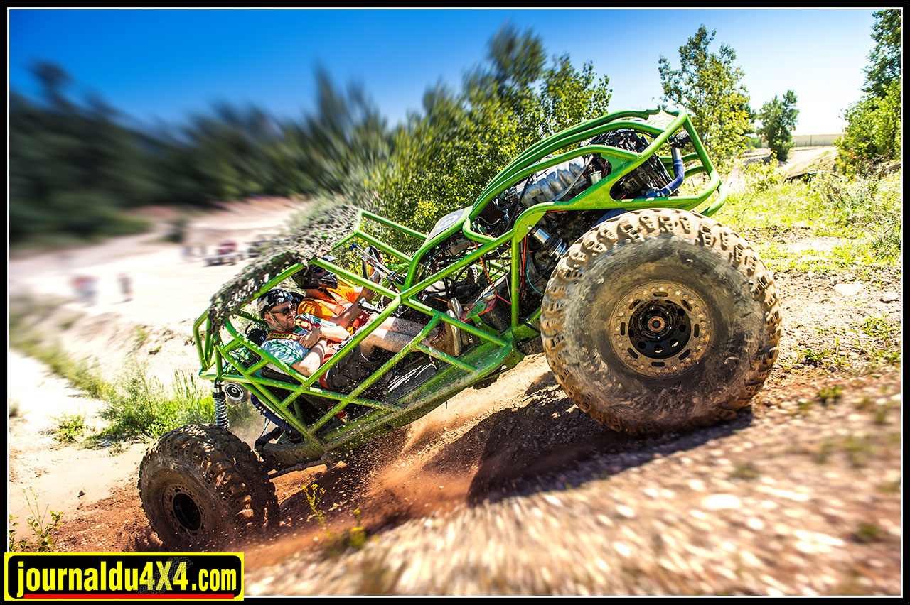 Mr Green le Y60 qui voulait devenir un Crawler