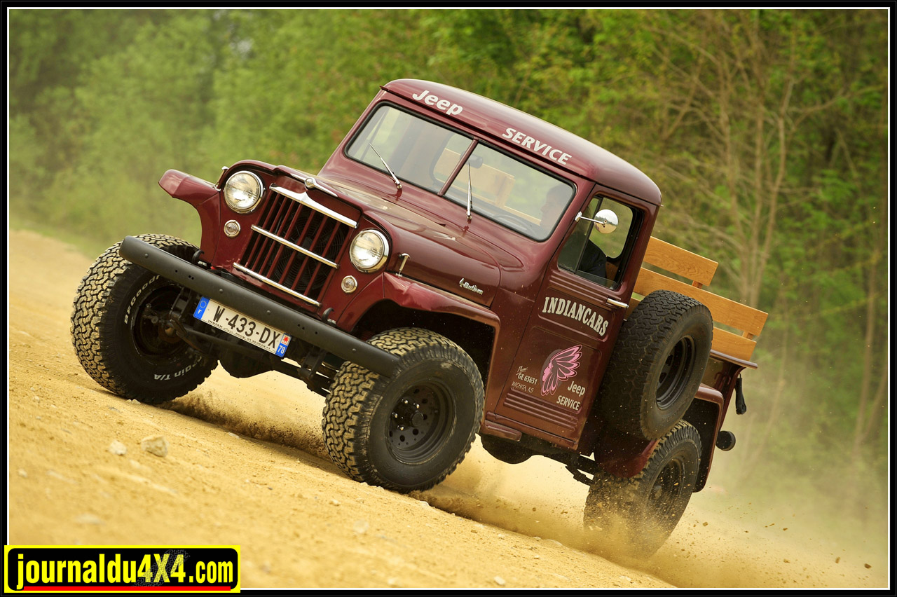 "Willys Overland "" One-Ton truck"""