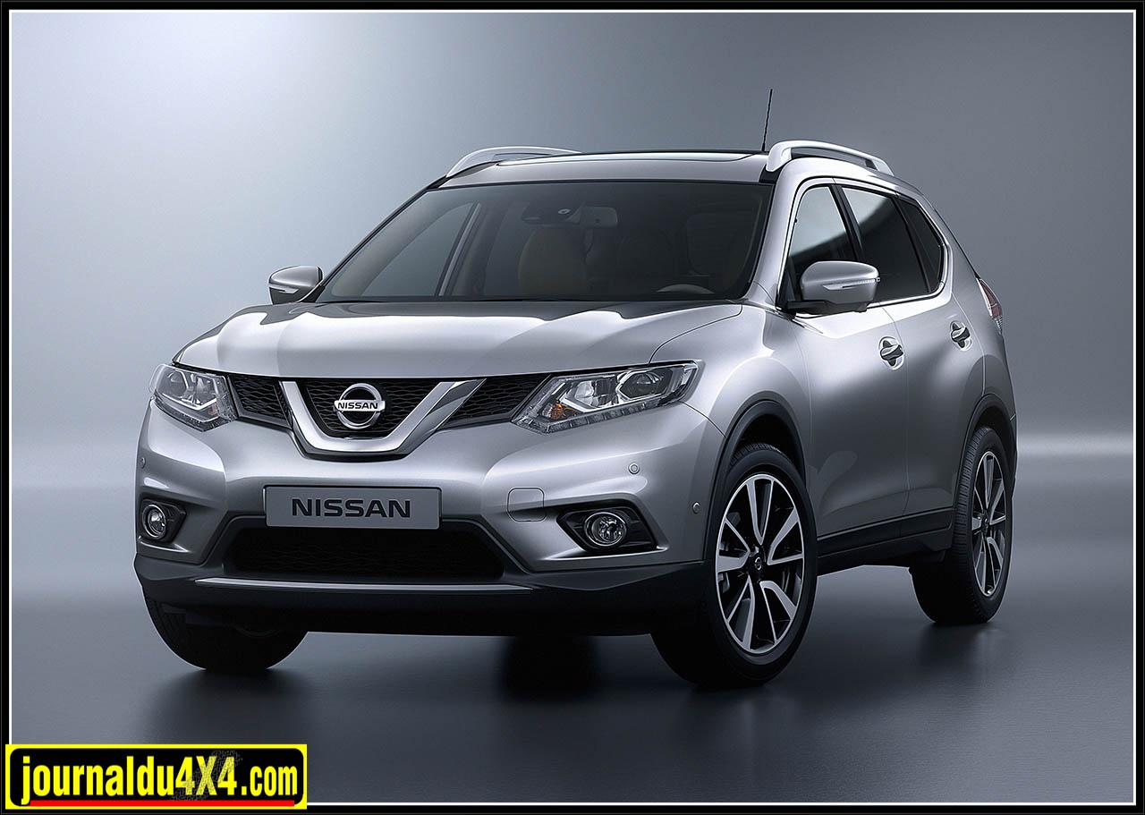nouveau Nissan X-TRAIL