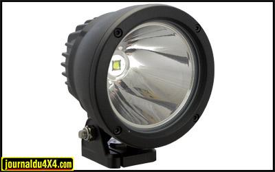 KIT de phares à LED de 25W.