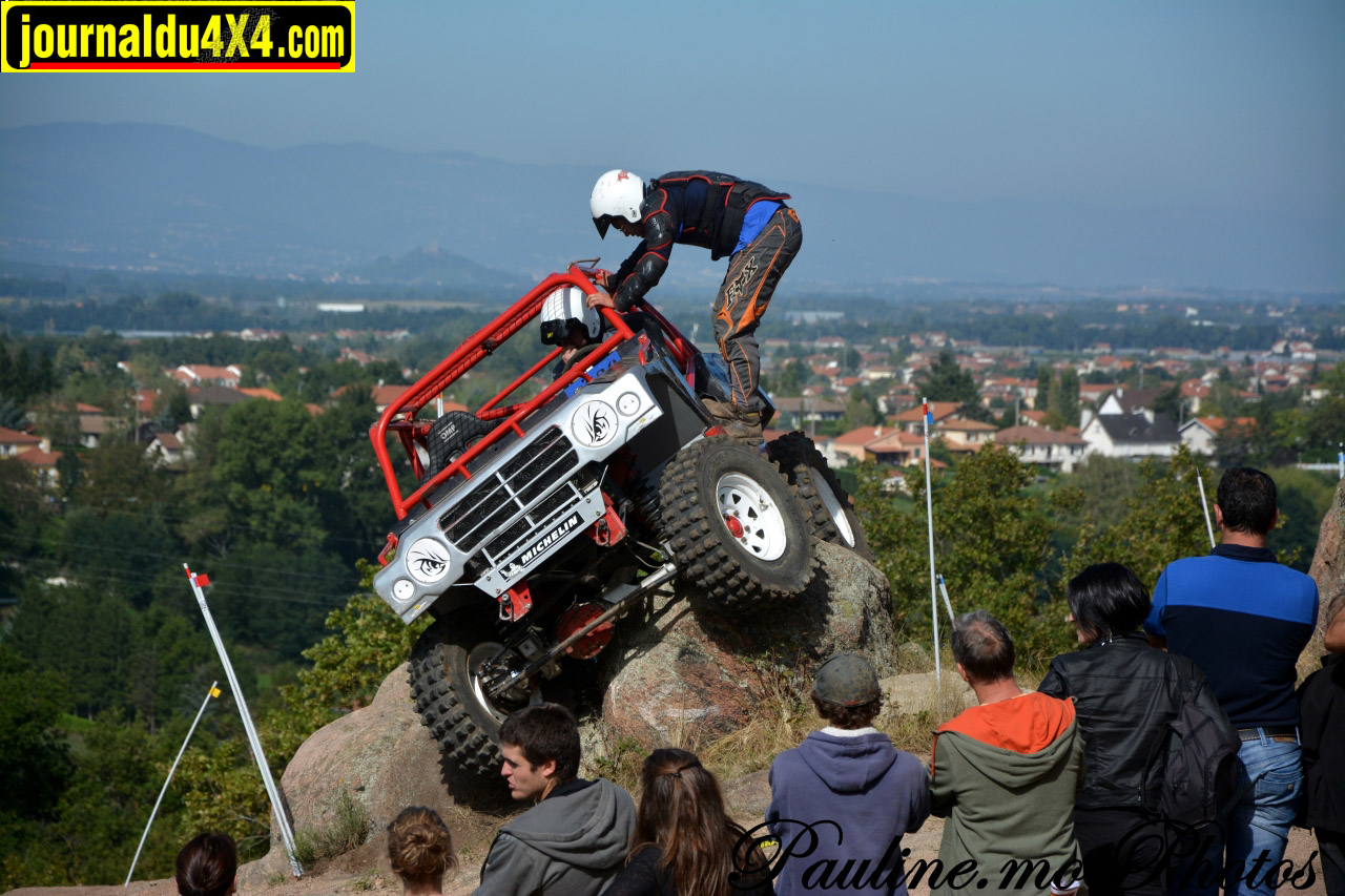 Finale nationale Ufolep : Trial 4×4 et Buggy