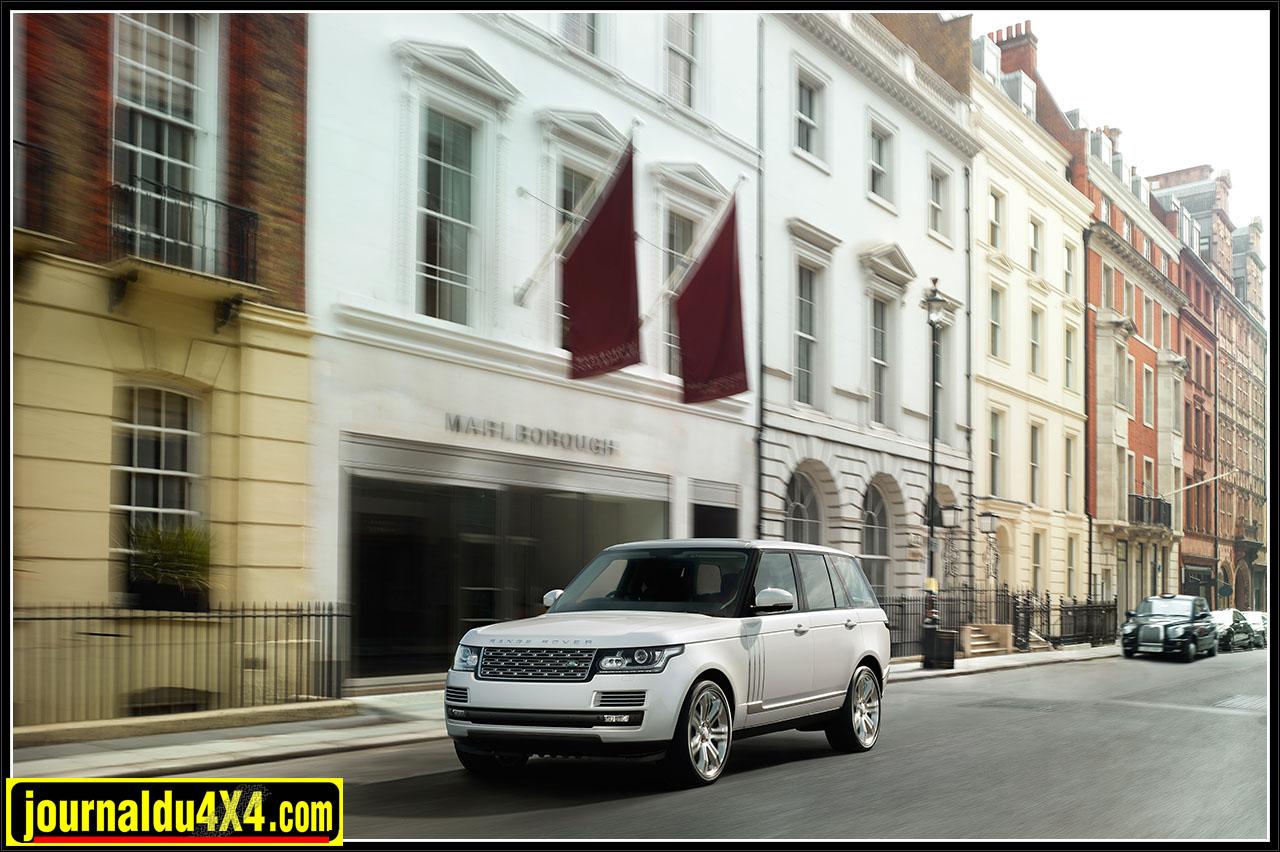 Range Rover 'Autobiography Black'