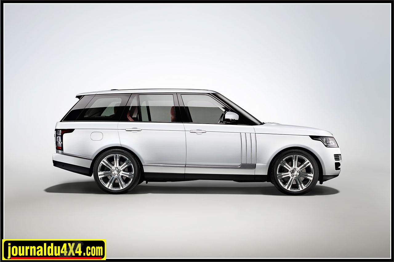 Premier Range Rover à empattement long depuis 20 ans