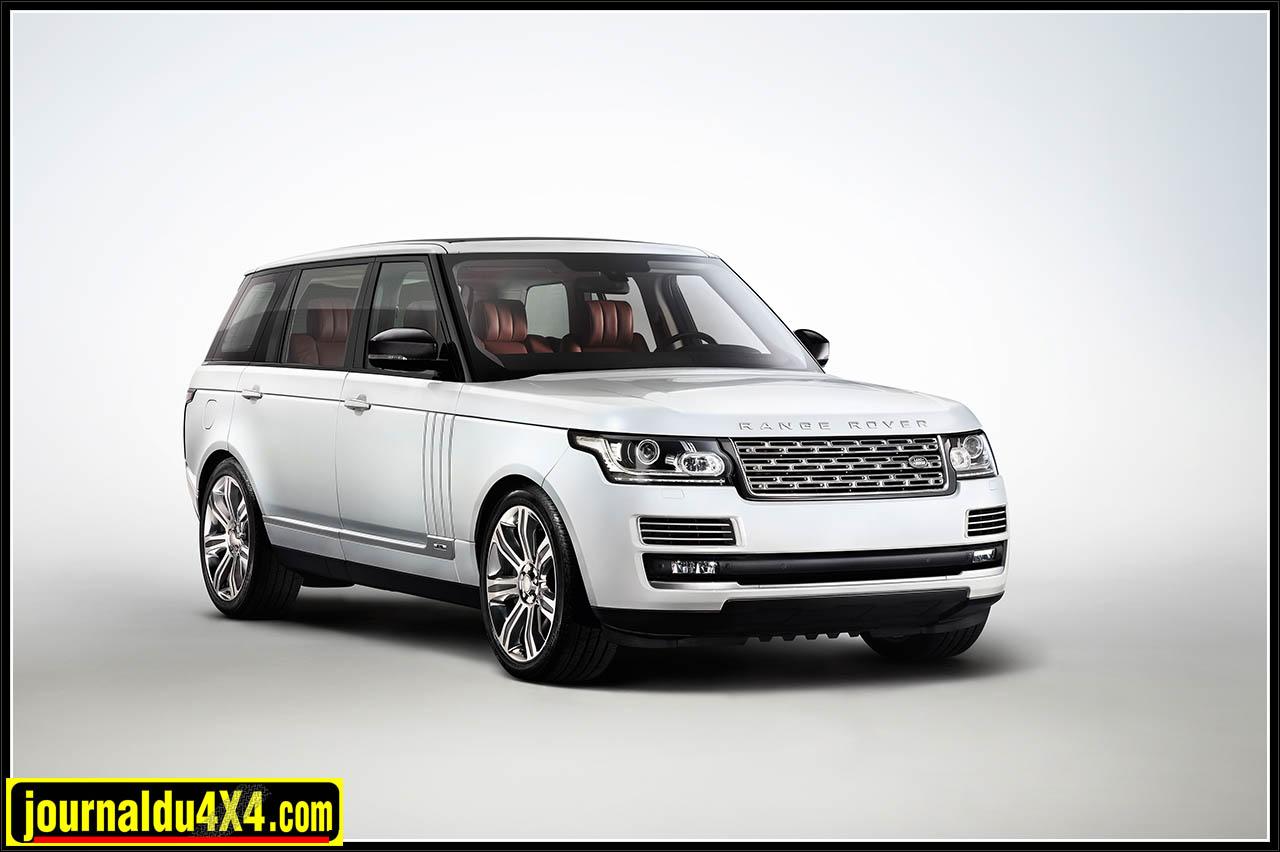 Range Rover version longue