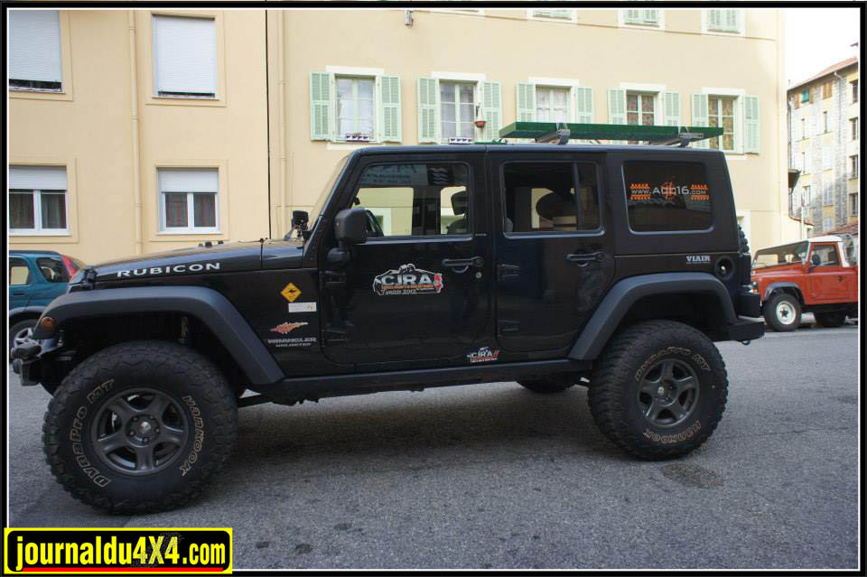 Accessoires pour Jeep JK