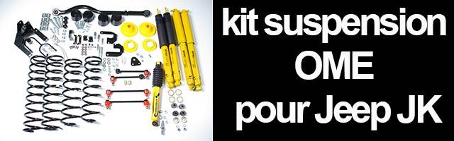 kit de suspension OME pour Jeep JK