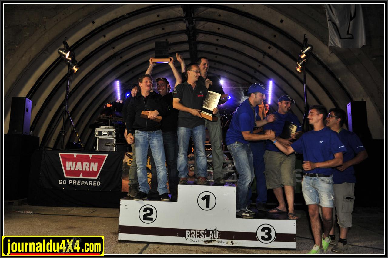 deuxième place au Breslau