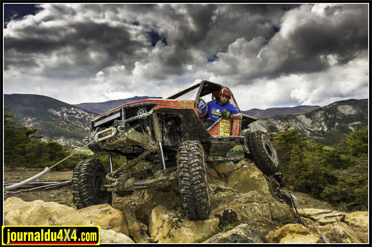 Xtrem ou rallye, les Mudracers ont un super véhicule !