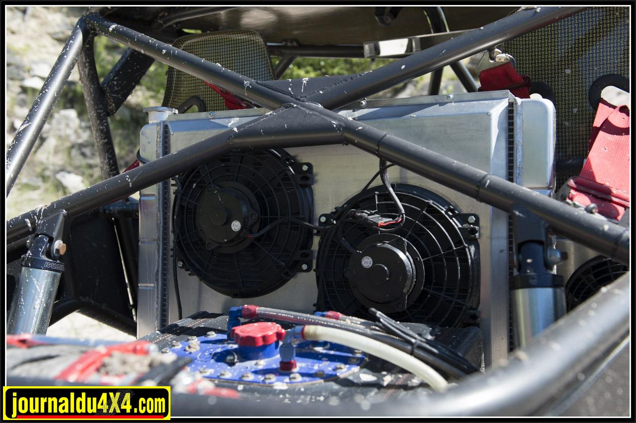radiateur aluminium haute capacité