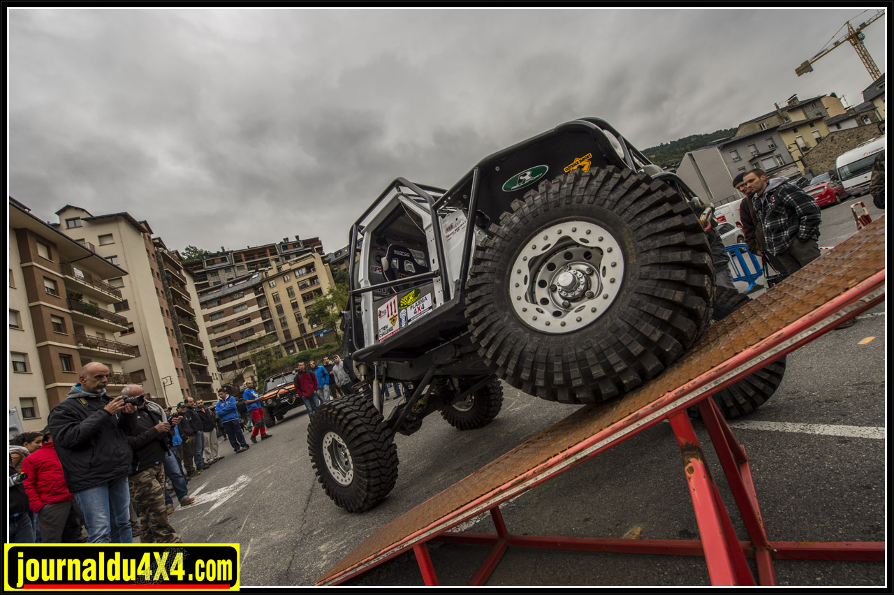 Team EPC BAT Rody Rodrigues Didier Reboul FR Proto Land Rover Discovery